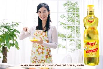 Dầu ăn cao cấp Ranee – Nguồn dưỡng chất quý từ thiên nhiên